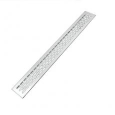 kratka aluminiowa mała 6x48