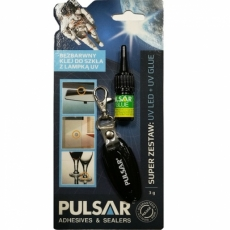 Klej PULSAR MIRROR <br />GLUE  3g+ UV LED