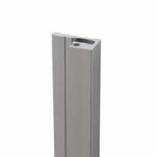 profil przyścienny do uszczelki magnetycznej SL-029