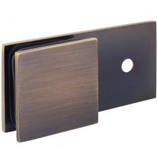 uchwyt ściana -szkło<br /> GC180-B1 AB